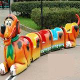 De hete Trein van de Hond van de Ruiter van de Sensor van de Verkoop Elektrische Ongebaande Lichte