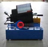Pressa di stampaggio idraulica ad alta pressione del tubo/macchina di piegatura tubo flessibile manuale