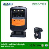 Ocbs-T201 для настольных ПК лазерный сканер штрих-кодов 2D-Omidirectional