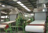 Carta igienica che fa macchinario/carta straccia come la materia prima/fornitore completo della macchina della carta velina