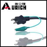 Шнур питания кабеля 2pin 125V Япония AC PSE, котор нужно заткнуть