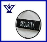 Het ronde AntiSchild van de Rel met RubberFrame voor Veiligheid (sysg-282)