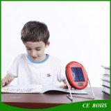 Lumière solaire solaire portative de Tableau de bureau de lampe de relevé avec la charge d'USB pour les enfants africains