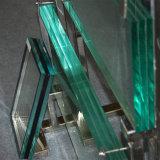 15mm+15+21un mm Low-E renforcé de verre isolé