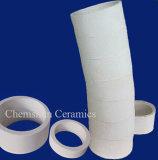 95% Aluminiumoxyd-keramisches keramisches Leitungsrohr