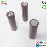 De IonenBatterij van het Lithium 3c-5c van de Bank Lir18650 P 3.7V 2600mAh van de macht
