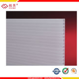 Lexan Matériau Polycarbonate avec 10 ans Solid PC Sun Hollow Embossed Sheet Corrugated for Roofing Greenhouse