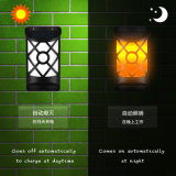 Com marcação CE RoHS Certficiation Yawnled Solar à prova de luz na parede