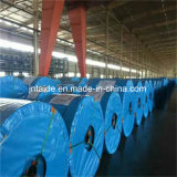 China-Stahlnetzkabel-Förderband für Steinzerkleinerungsmaschine