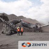 Дробилка горячей шахты конструкции сбывания новой передвижная с 50-650tph