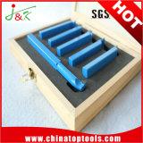 DIN de alta qualidade as ferramentas de carboneto de aço por 6 conjunto de PCS