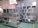 Personnalisée de haute qualité Sheet Metal Fabrication galvanisé Cabinet Métal