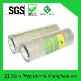 Certificado ISO y SGS OPP BOPP cinta adhesiva de la cinta de embalaje