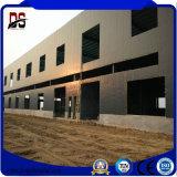 La luz de los edificios de acero galvanizado prefabricados para almacén