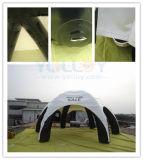 6m 팽창식 거미 돔 공기에 의하여 밀봉되는 돔 천막