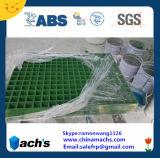Ceñidor /Fiberglass de FRP que ralla la reja moldeada /FRP para las plataformas químicas