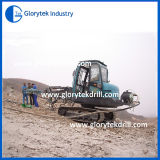 炭鉱の鋭い機械、炭鉱の掘削装置