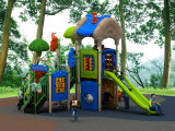 Kidsのための2015年の娯楽Cheapest Plastic Playground
