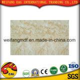 Feuille de marbre de PVC de modèle pour la décoration de mur et de plafond