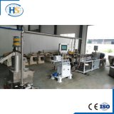 플라스틱 쌍둥이 나사 압출기를 알갱이로 만드는 PP PE HDPE