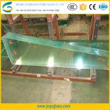 Профессиональный производитель 10мм большим Low-Iron закаленного стекла
