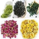 El té de Flor de técnica de la correa de secador de pelo de la máquina de secado