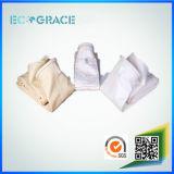 Bolsos de filtro no tejidos industriales del polvo de Nomex de la tela