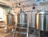 equipamento elétrico industrial da fabricação de cerveja de cerveja do aço 500L inoxidável