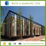 Fournisseur de la Chine d'immeuble de bâti en acier en métal de toit plat