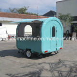 Vrachtwagen van het Voedsel van de Fiets van de Kar van het voedsel de Mobiele voor Verkoop jy-B40