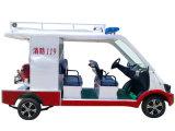 Hot Sale cinq places moteur d'incendie de véhicule électrique