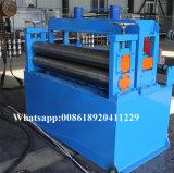 Máquina que raja de la bobina de acero completamente automática del metal