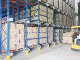Shuttle Pallet Racking by Steel Material