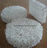 Haut de la qualité de l'alumine filtre en mousse en céramique pour moulage en aluminium