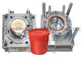 バケツのプラスチック注入の鋳型の設計の製造の化学薬品の容器型を塗りなさい