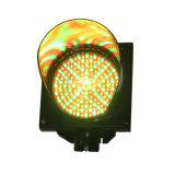 マルチ赤い緑200mmの交通安全LEDの交通信号ライト