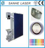 Портативный станок для лазерной маркировки волокон гравировка ремесел и столовые приборы