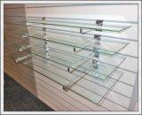 étagère en verre durcie claire de panneau de réfrigérateur de 6/8/10mm