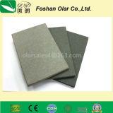 Tarjeta exterior impermeable del panel de revestimiento del cemento de la fibra