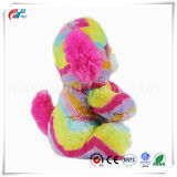 De regenboog vulde het Zachte Stuk speelgoed van de Hond