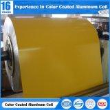 0.02-3mm PVDF/PE bobinas de alumínio de cor para a criação de materiais de decoração