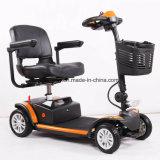 4-Wheel Smart Scooter de movilidad eléctrica con nuevo diseño de 2018