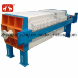 De hydraulische Automatische Pers van de Filter van de Kamer voor Chemische producten