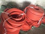 Profil de silicone, silicone Stripe, cordon de silicone, silicone Extrusion, Joint de silicone