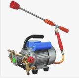 Landwirtschafts-beweglicher Bewegungssprüher mit Tauchkolbenpumpe-Elektromotor-Sprüher Wechselstrom-elektrischer beweglicher Auto-Wäsche-Maschine