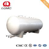 Certificat UL horizontal simple réservoir de stockage de liquides à double paroi
