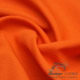 água de 75D 260t & do Sportswear tela 100% tecida do Pongee do poliéster do jacquard para baixo revestimento ao ar livre Vento-Resistente (E017)