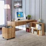 Современный компьютерный стол из дерева для мебели для дома и офиса