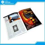 Impression faite sur commande de magazine de coût bas d'usine de la Chine