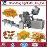 La farine frite automatique électrique de vente chaude ébrèche la chaîne de fabrication